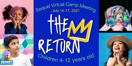 2021 Virtual Camp Meeting  for CCC Kids tickets