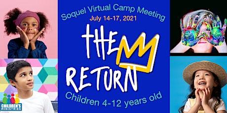 2021 Virtual Camp Meeting  for CCC Kids biglietti