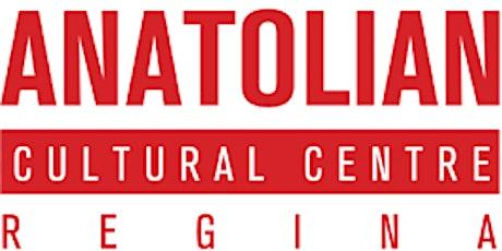 Anatolian Cultural Center Regina-Iftar Dinner tickets