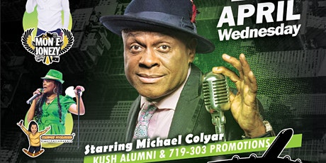 "THE COMEDY  GRIND ""STARRING"" MICHAEL COLYAR "" & FRIENDS tickets"