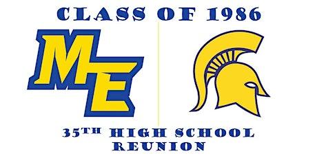 Maine-Endwell Senior High Class of 86 35th High School Reunion tickets