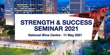 Strength & Success Seminar I Metro tickets