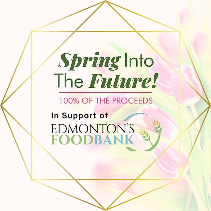 Spring Into The Future Virtual Event Fundraiser image