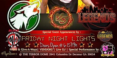 Friday Night Lights 4/23/21 tickets