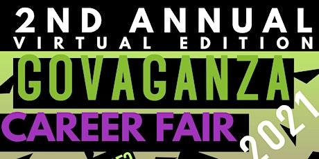 Second Annual GOVAGANZA (Virtual Edition) tickets