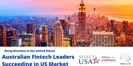 Doing Business in USA - Australian Business Leaders succeeding in US Market tickets