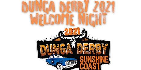 2021 Dunga Derby Sunshine Coast Welcome Night & Launch tickets