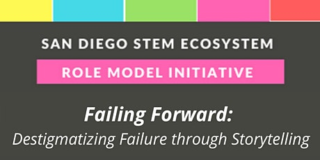 Failing Forward: Destigmatizing Failure through Storytelling tickets