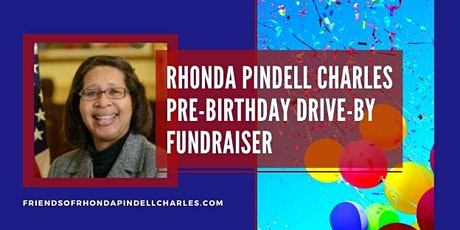 Pre-Birthday Drive-By Fundraiser tickets