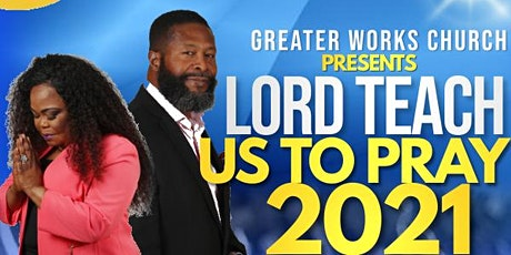 Lord Teach Us to Pray: Open Heaven tickets