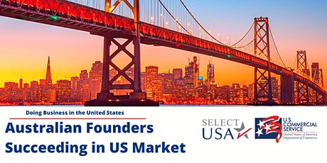 Doing Business the USA - Australian founders share their US expansion story tickets