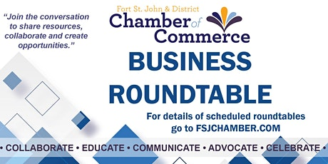 Business Roundtable - Federal Budget Review - MNP tickets