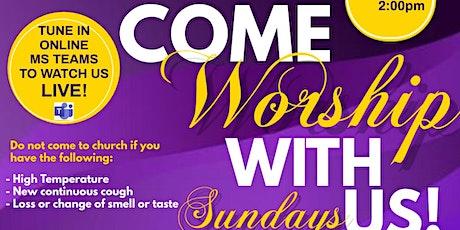 Acton Sunday Service tickets