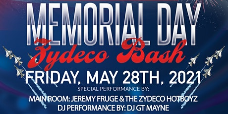 The Family presents: Memorial Day Zydeco Bash tickets