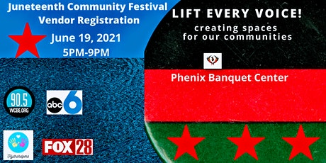 Vendor Registration Juneteenth Community Festival tickets