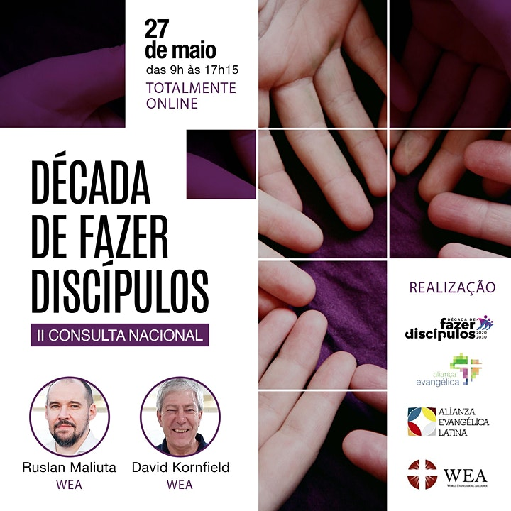 """II Consulta Nacional """"Década de Fazer Discípulos"""" image"""