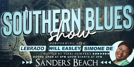 Southern Blues Show: Memorial Weekend Celebration with Lebrado and friends tickets