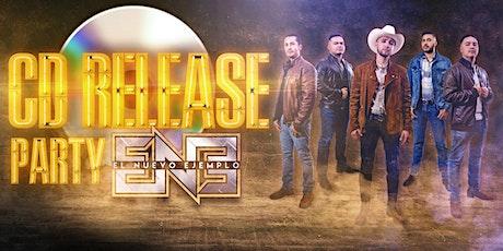 EL NUEVO EJEMPLO CD RELEASE PARTY! tickets