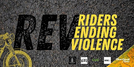 Riders Ending Violence - fundraiser and awareness for the AAPI community tickets