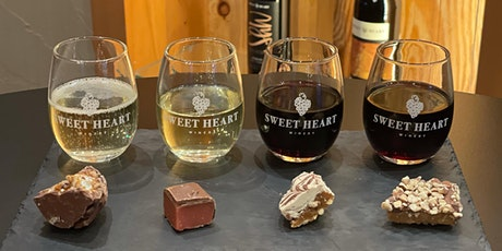 Wine & Chocolate Pairing! tickets