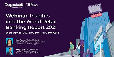 Insights into the World Retail Banking Report 2021 tickets