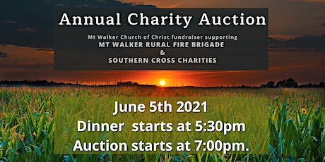 Annual Charity Auction tickets