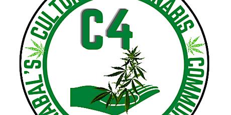 C4 Cannabis Community tickets