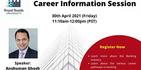 Career Information session, by CIBC tickets