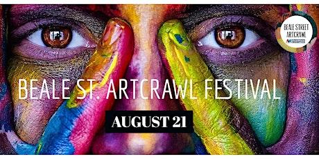Beale Street Artcrawl Festival  (Downtown Memphis Beale Street) tickets