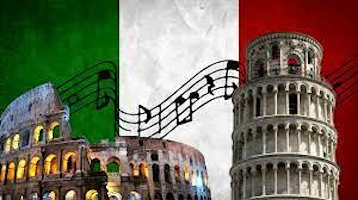 Songs & Stories: That's Italian! image