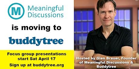 Buddytree Presentation (#2) tickets