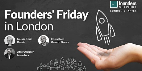 Founders' Friday in London tickets