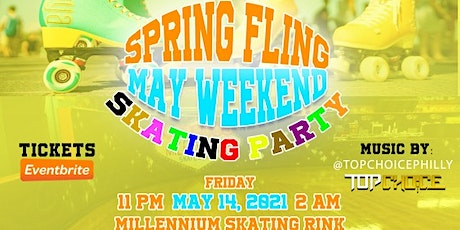 Wish You Were Here Spring Fling Skate Party tickets