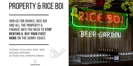 Property & Rice Boi ! tickets