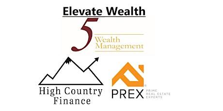 Elevate Wealth Investment Seminar tickets
