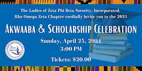 2021 Akwaaba & Scholarship Celebration! tickets