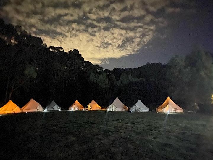 Kernewek Lowender Copper Coast Cornish Festival Glamping image