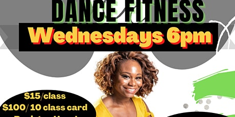 Dance Fitness tickets