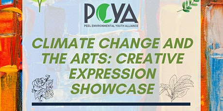 Climate Change and the Arts: Creative Expression Showcase tickets