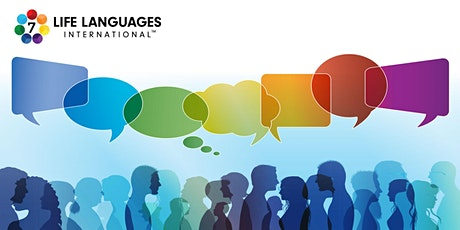 Communication Success Starts with Your Seven Life Languages™ (APR/MAY 2021) tickets