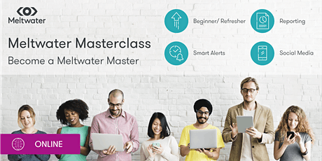Meltwater Basics Masterclass Tickets