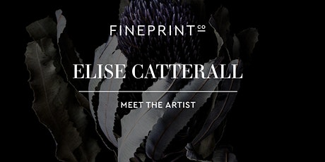 Q&A with artist Elise Catterall tickets