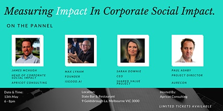Measuring Impact in Corporate Social Impact tickets