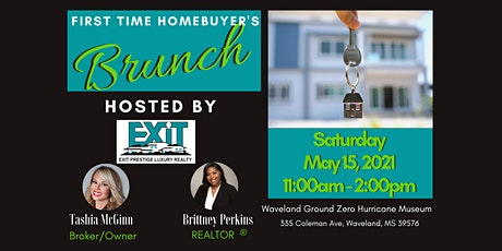 First Time Homebuyer's Brunch tickets