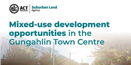Gungahlin Town Centre mixed-use site auction RSVP tickets