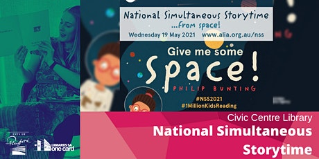 National Simultaneous Storytime 2021: Give me some space! tickets