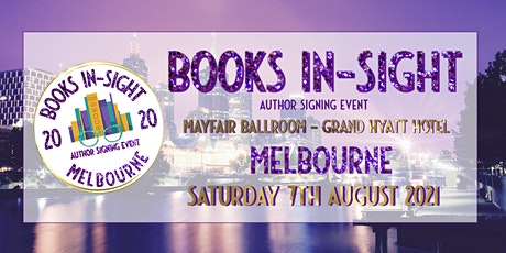 Books In-Sight Melbourne Author Signing Event tickets