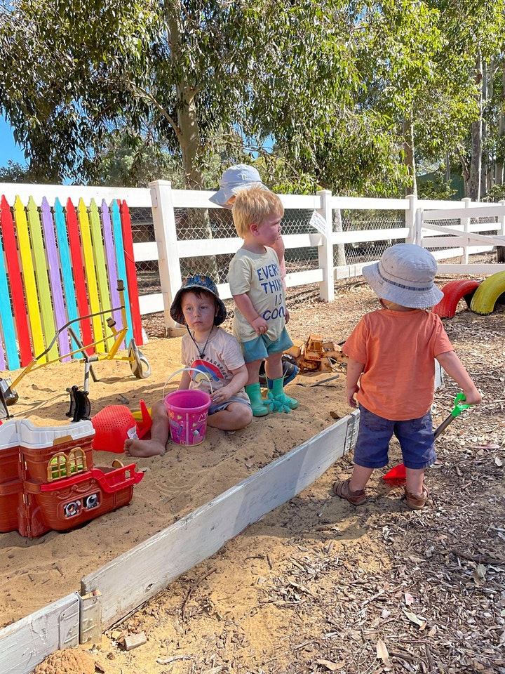 Toddler Sensory & Nature Play - Mothers day special image