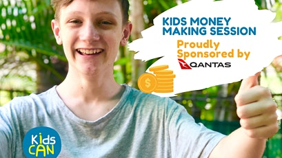 Kids Money Making Session tickets