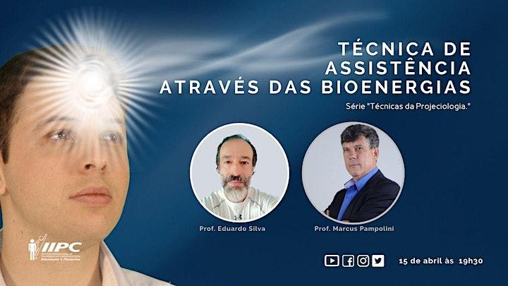 Imagem do evento Live - Técnica de Assistência através das Bioenergias